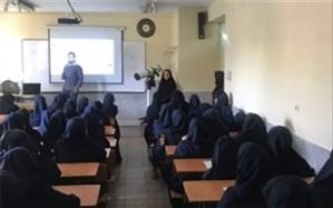 برگزاری نمایشگاه و کارگاه آموزشی نجوم در پژوهشسرای شهید حسن تهرانی مقدم چهاردانگه