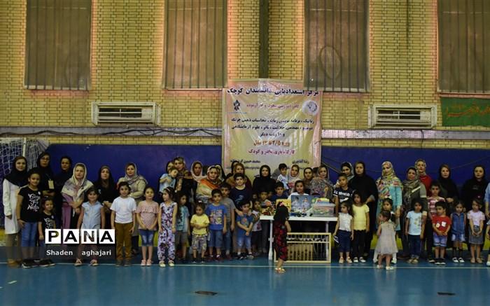 جشنواره بازیهای مادر و کودک شهرستان امیدیه