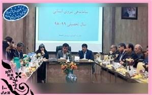 بررسی وضعیت نیروی انسانی آموزش وپرورش ناحیه پنج اصفهان