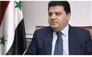 دعوت سفیر سوریه از شرکتهای ایرانی برای حضور در بازسازی این کشور