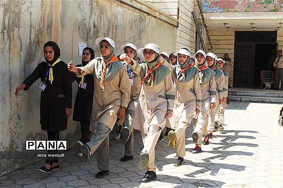 اردوی آمادهسازی پیشتازان دختر منتخب آذربایجان غربی برای اعزام به اردوی ملی