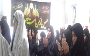 کسب رتبه اول استانی در طرح یاوران نماز توسط دانش آموزان پاکدشت