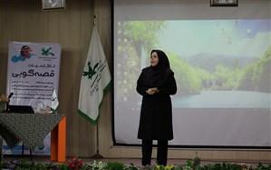 کارگاه آموزش مهارت قصهگویی در اهواز