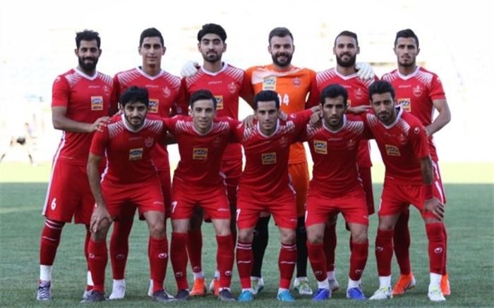 پرسپولیس تیمی 2019
