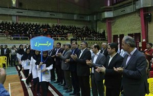 مهرزاد حمیدی: به دنبال واگذاری میزبانی مسابقات ورزش دانشآموزی به مدارس هستیم