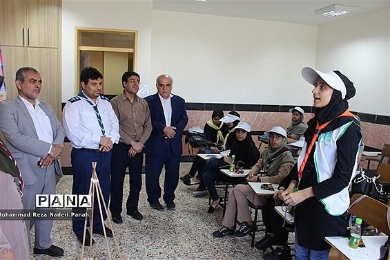 اردوی استانی دانش آموزان پیشتاز دختر استان بوشهر-۲