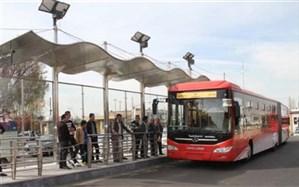 ایجاد خط اتوبوس BRT از اتوبان زینالدین به میدان صنعت