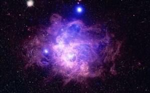 عکس روز ناسا؛ روایت هابل از منطقه تولد ستارگان