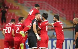 فوتبال قهرمانی غرب آسیا؛ کامبک رویایی برای لبنانیها تاریخساز شد