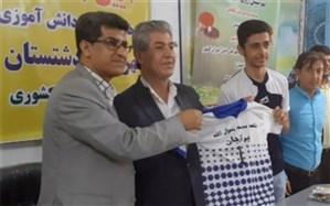 تیم های ورزشی دانش آموزان شهرستان دشتستان  به مسابقات کشوری اعزام شدند