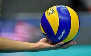 تیم والیبال «عقاب آشور» ارومیه قهرمان آشوریان جهان شد