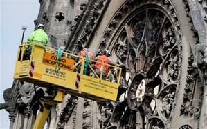ظاهر کلیسای نوتردام تغییر نخواهد کرد +تصویر