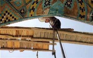 مرمت ۵۰ بنای تاریخی در کردستان