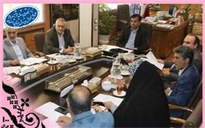سومین جلسه ستاد اجرایی شاهد اصفهان درسال 98