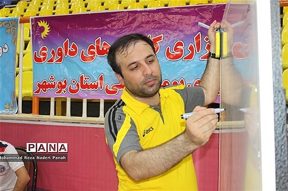 کلاسهای داوری بازیهای بومی محلی استان بوشهر