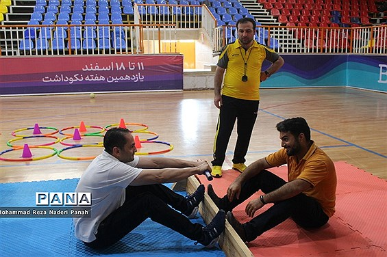 کلاس تخصصی داوری آقایان بازیهای بومی محلی استان بوشهر