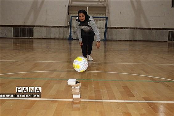 کلاس تخصصی داوری بانوان بازیهای بومی محلی استان بوشهر
