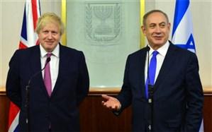 توصیه نتانیاهو به جانسون درباره ایران