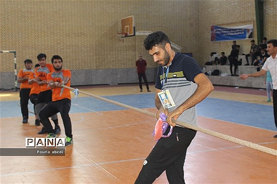 المپیاد ورزشی روستایی و عشایری استان بوشهر جام خوشه چین مرحله استانی آقایان
