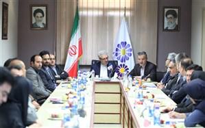 مونسان : شبکه جام جم  می توانددریچهای برای معرفی ایران از سوی ایرانیان خارج از کشور باشد