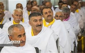 آمادهسازی بیمارستانهای صحرایی و درمانگاههای مرکز پزشکی حج و زیارت جمعیت هلال احمر در عرفات و منا