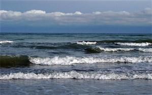شنا در دریای مازندران تا جمعه ممنوع است