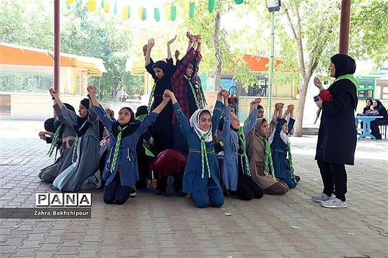 جشنواره فرهنگی، معرفتی، آموزشی و مهارتی سازمان دانشآموزی آذربایجان شرقی (1)