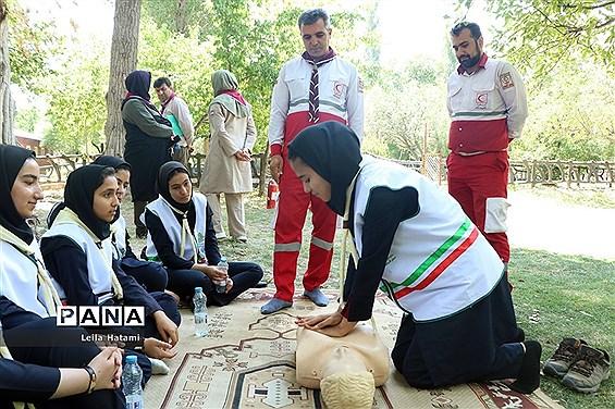 جشنواره فرهنگی، معرفتی، آموزشی و مهارتی سازمان دانشآموزی آذربایجان شرقی (2)
