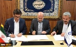 دانشگاه فنی و حرفهای با وزارت تعاون، کار و رفاه اجتماعی تفاهمنامه همکاری امضا کرد