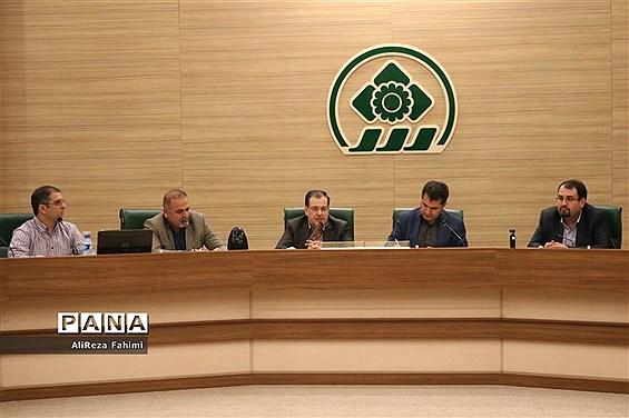 نشست خبری هیات رئیسه شورای اسلامی شهر شیراز