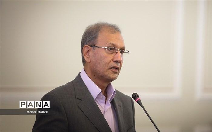 نشست خبری وزیر امور خارجه