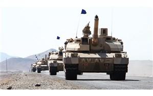 اسپوتنیک: تجهیزات نظامی عربستان به عدن ارسال شد