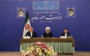 روحانی: در 100 روز به توافقی رسیدیم که در 8 سال نتوانستند