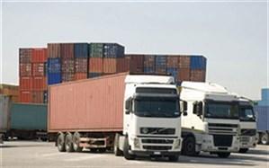 افزایش ۹ درصدی تناژ حمل شده کالا در چهار ماهه نخست امسال  در آذربایجان غربی