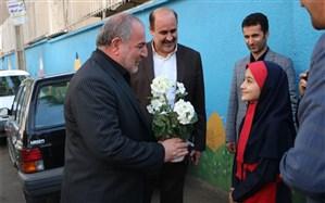 مانور سازماندهی نیروی انسانی در تمامی مدارس استان قزوین اجرا شد