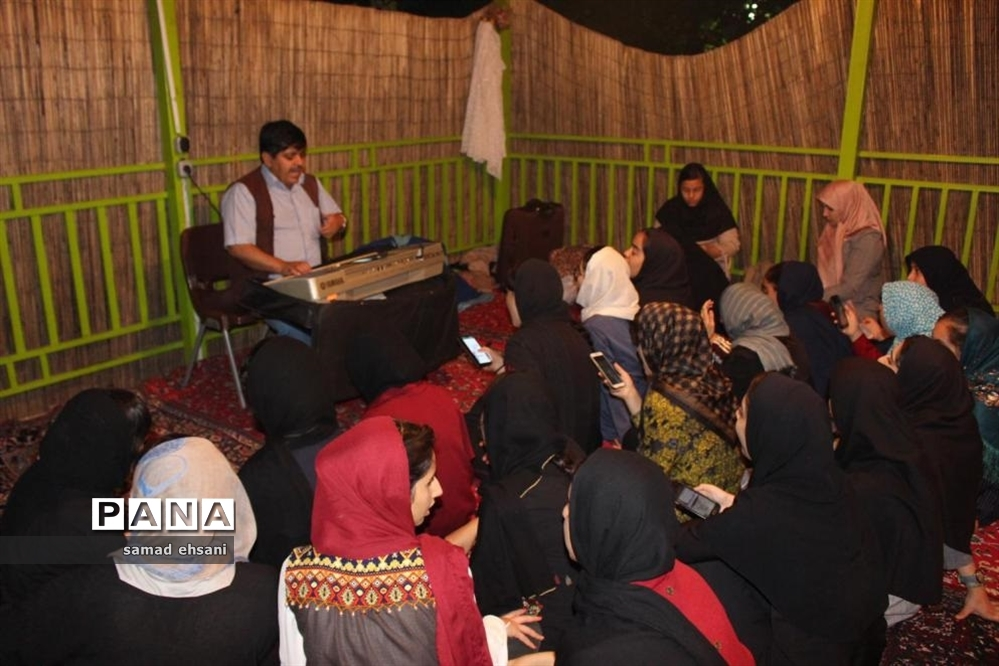 پیش اردوی ملی دختران پیشتاز سازمان دانشآموزی کهگیلویه و بویراحمد