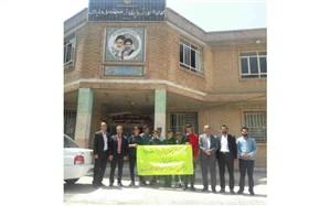دانش آموزان پسر عشایر ایلامی  به بیستمین دوره اردوی کشوری اعزام شدند