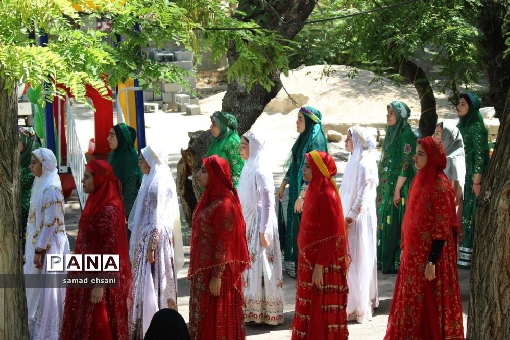 پیش اردوی ملی دانشآموزان  پیشتاز دختر استان کهگیلویه و بویراحمد-2