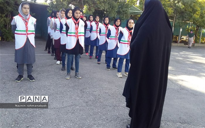 پیشتازان دختر استان کرمانشاه به اردوی ملی اعزام می شوند