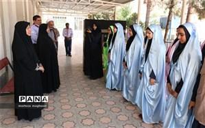 فعالیتهای سازمان دانش آموزی شادی و نشاط را به ارمغان آورده