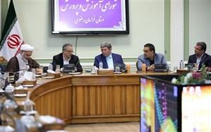 وزارت آموزش و پرورش به افزایش سرانه آموزشی حاشیه شهر مشهد کمک کند