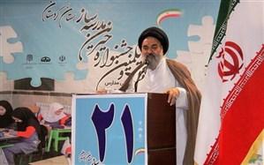 جشنواره خیرین مدرسه ساز استان کردستان برگزار شد