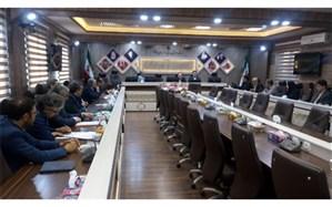 دومین جلسه شورای پروژه مهر استان زنجان برگزار شد