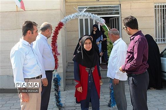 اعزام دانشآموزان پیشتاز دختر سازمان دانشآموزی آذربایجان غربی  به اردوی ملی
