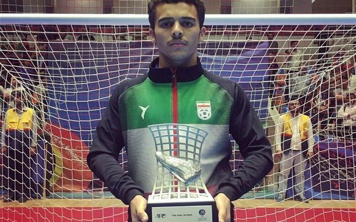 فوتبالیست ارومیه ای