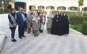 اعزام  دانش آموزان پیشتاز استان مرکزی به اردوی ملی تشکیلات دانش آموزی