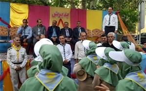 نهمین اردوی ملی دانشآموزان پیشتاز برگزار شد