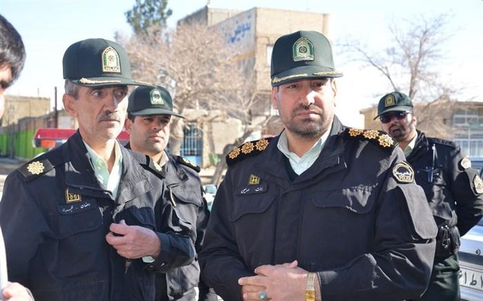 دستگیری 4 سارق حرفه ای در چناران