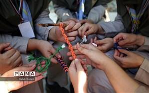 اردوی ملی نمونهای از زندگی در شرایط سخت را برای دانشآموزان ترسیم میکند