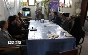 تشکیل جلسه شورای برنامهریزی سازمان دانشآموزی استان اردبیل